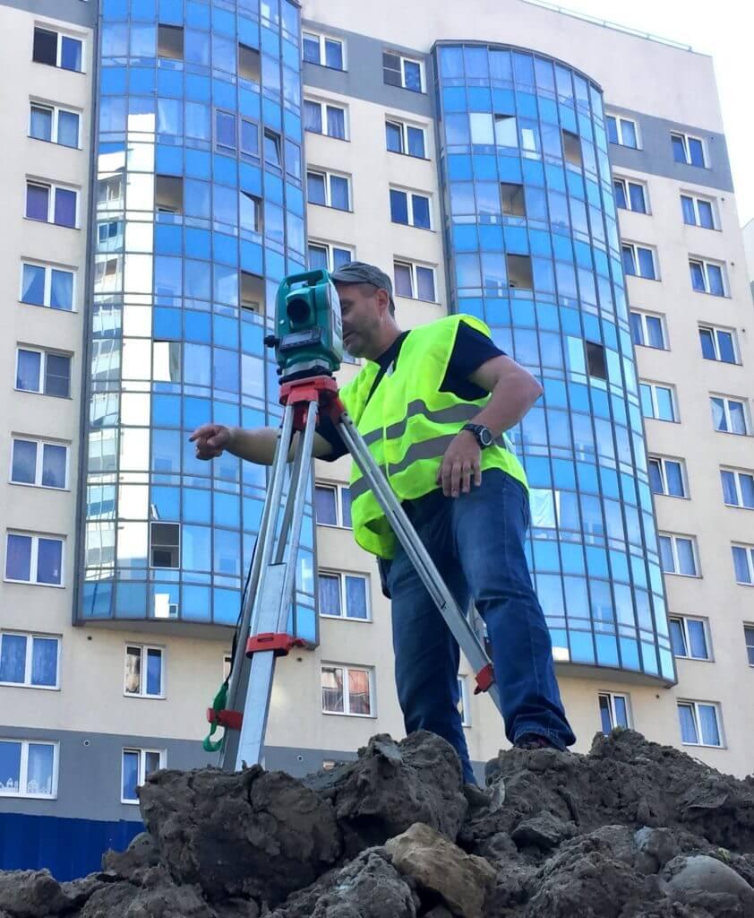 Геодезические работы заблуждения строителей исходные пункты