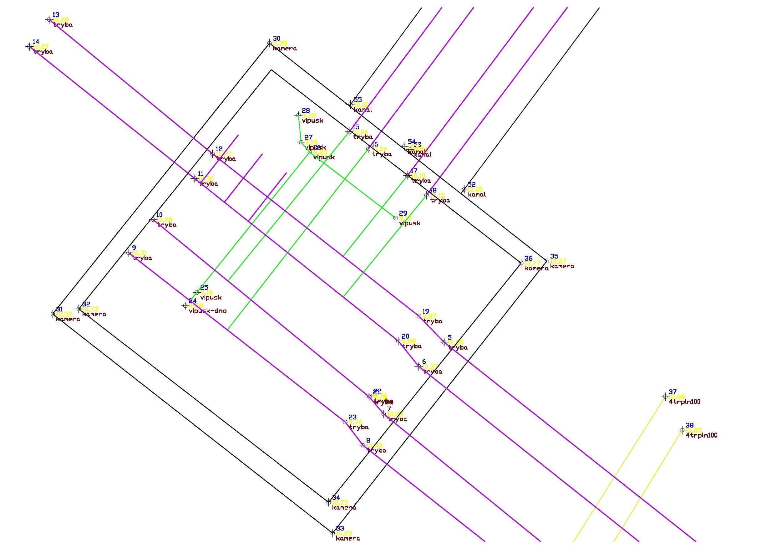 Топографическая съемка это вид работ для электронного абриса